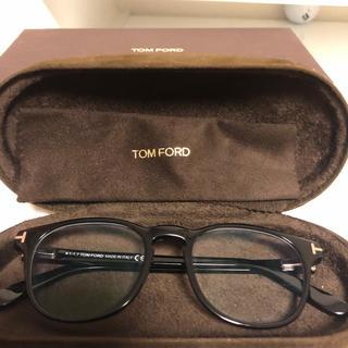 トムフォード(TOM FORD)のトムフォード 伊達眼鏡(サングラス/メガネ)