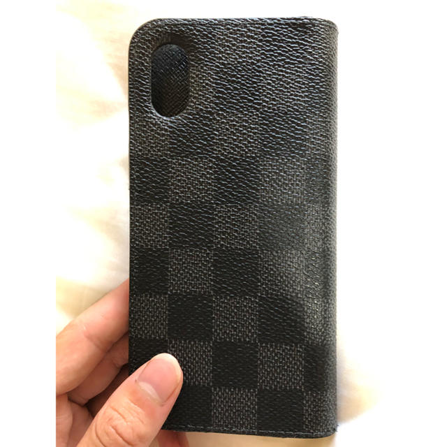 LOUIS VUITTON - LOUIS VUITTON 【iphoneXケース】の通販