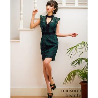 アン(an)の【美品】an ドレス(ミニドレス)