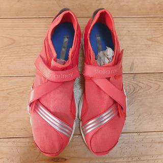 アディダスバイステラマッカートニー(adidas by Stella McCartney)の【未使用】STELLA MCCARTNEY ×adidas スニーカー 24(スニーカー)