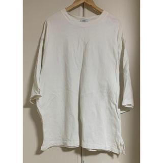ジーナシス(JEANASIS)のJEANASIS  /  ビックTシャツ(Tシャツ(半袖/袖なし))