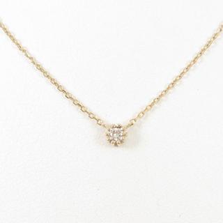 COCOSHNIK - ココシュニック k10 ダイヤモンド ネックレス