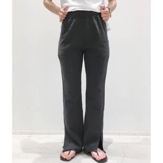 アパルトモンドゥーズィエムクラス(L'Appartement DEUXIEME CLASSE)のアパルトモン GOOD GRIEF SWEAT PANTS グレー 36(カジュアルパンツ)