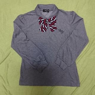 コムサイズム(COMME CA ISM)のコムサイズムガールズシャツ(ブラウス)