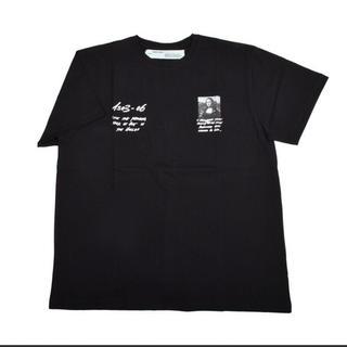 オフホワイト(OFF-WHITE)のoffwhite モナリザ tee(Tシャツ/カットソー(半袖/袖なし))