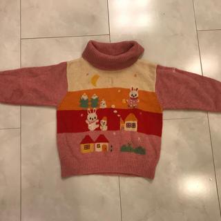 ミキハウス(mikihouse)のミキハウス製セーター(ニット)