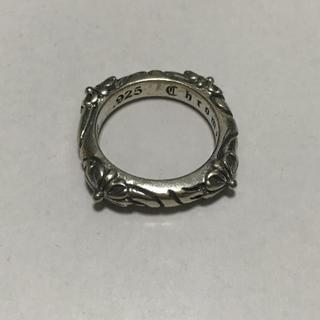クロムハーツ(Chrome Hearts)のW10クロムハーツ クロスリング(リング(指輪))