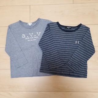 コムサイズム(COMME CA ISM)のCOMMECAISM☆ロンT2枚セット(Tシャツ/カットソー)