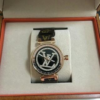 LOUIS VUITTON - 美品 ルイ ヴィトン 腕時計