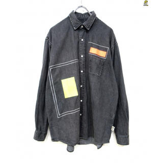 BEAMS - Beams SSZ Big Denim Shirt