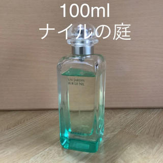 Hermes - エルメス ナイルの庭 100ml 香水
