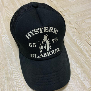 HYSTERIC GLAMOUR - ヒステリックグラマー キャップ