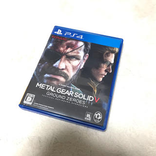 PlayStation4 - METAL GEAR SOLID 5:GROUND ZEROES PS4