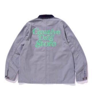 Creative Drug Store × Verdy ジャケット L
