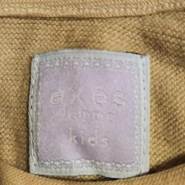 axes femme(アクシーズファム)のワンピース 120cm キッズ/ベビー/マタニティのキッズ服 女の子用(90cm~)(ワンピース)の商品写真