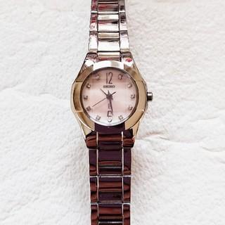 セイコー(SEIKO)のルキア レディース腕時計 ♥️稼働中♥️ 送料込み(腕時計)