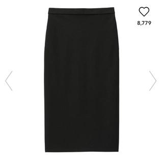 GU - GU カットソータイトスカート