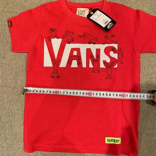 ヴァンズ(VANS)のこなくん様専用【送料無料】キッズTシャツ半袖 VANS 120cm(Tシャツ/カットソー)