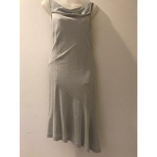 インディヴィ(INDIVI)のINDIVI ドレス ワンピース(ミディアムドレス)