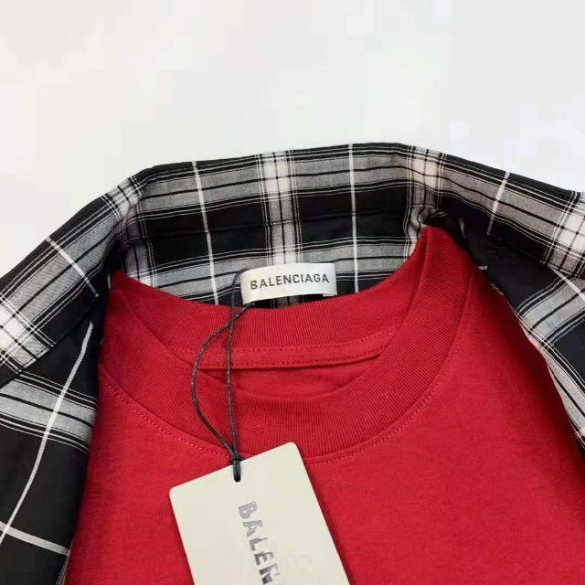 Balenciaga(バレンシアガ)のBALENCIAGA  バレンシアガ   シャツ M メンズのトップス(シャツ)の商品写真