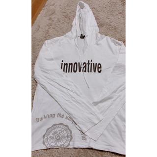 コムサイズム(COMME CA ISM)のシャツパーカー(パーカー)