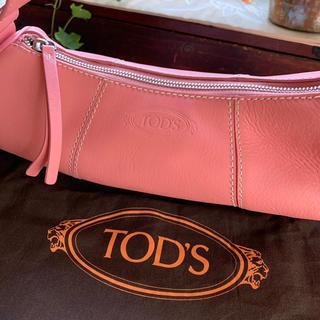 TOD'S - 極上品 トッズ ショルダーバッグ ハンドバッグ 限定品