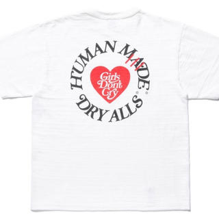 GDC - Girls Don't Cry HUMAN MADE Tシャツ XLサイズ