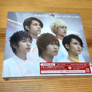 A.B.C.-Z - ABC STAR LINE (初回限定盤B CD+DVD)