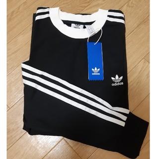 アディダス(adidas)のビッグサイズ ロンT adidas originals(Tシャツ(長袖/七分))