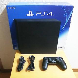PlayStation4 - PS4 本体 箱付き CUH-1200A 500GB