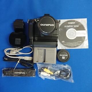 OLYMPUS - OLYMPUS OM-D EM-5  レンズ付き