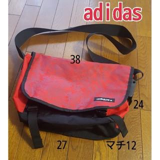 adidas - 美品 アディダス adidas ショルダーバッグ メンズレディース