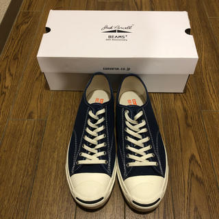 CONVERSE - 【中古品】ビームス プラス 別注 converse jack purcell