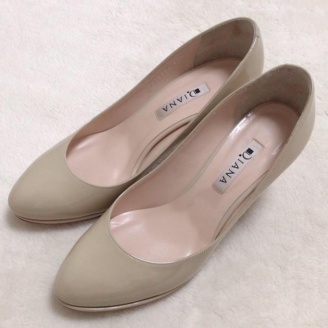 DIANA(ダイアナ)のダイアナ DIANA パンプス レディースの靴/シューズ(ハイヒール/パンプス)の商品写真