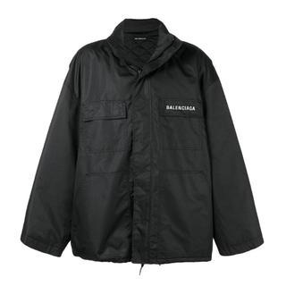 バレンシアガ(Balenciaga)のBalenciaga オーバーサイズコート 定価約32万円 確実正規品 (ダウンジャケット)