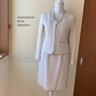 PROPORTION BODY DRESSING - PROPORTION BODY DRESSING フォーマルスーツ Mサイズ