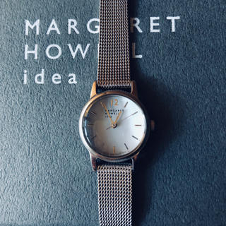 MARGARET HOWELL - MARGARET HOWELL idea ソーラー腕時計¨̮♡︎