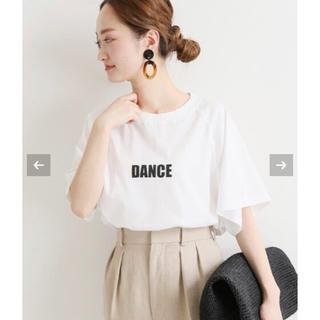 IENA - 2019SS upper hights ロゴTシャツ IENA アッパーハイツ