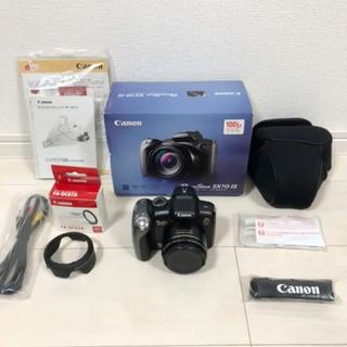 Canon - Canon PowerShot SX10IS デジタルカメラ