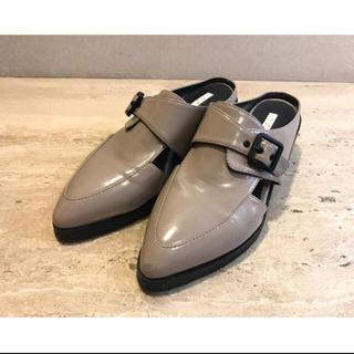フレイアイディー(FRAY I.D)のFRAY I.D モンクストラップサンダル(ローファー/革靴)