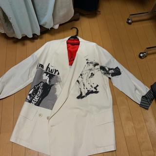 ヨウジヤマモト(Yohji Yamamoto)のYohji Yamamoto セットアップ シーチングジャケット(セットアップ)