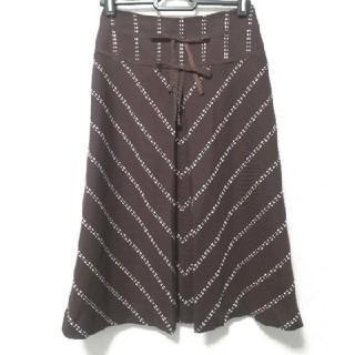 イマージュ(IMAGE)の連休セール 🌸美品🌸IMAGE 膝丈スカート(ひざ丈スカート)