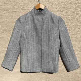 ニジュウサンク(23区)の23区 スーツ セットアップ ジャケット スカート グレー(スーツ)