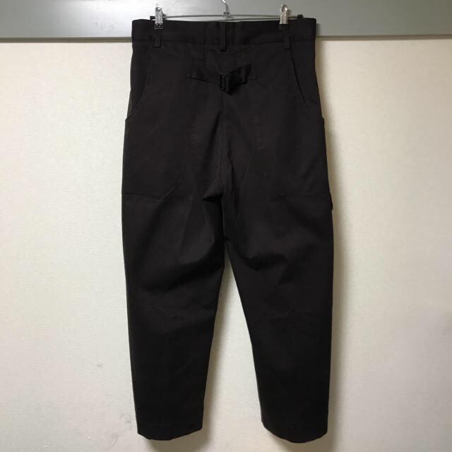 COMOLI(コモリ)のSTUDIO NICHOLSON  BridgesPants 1週間限定値下げ中 メンズのパンツ(スラックス)の商品写真