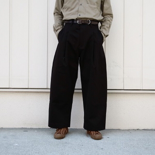 COMOLI - STUDIO NICHOLSON  Bridges Pants