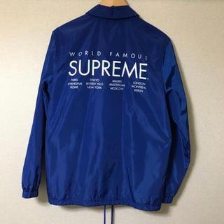 Supreme - Supreme コーチジャケット Sサイズ