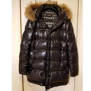 バーバリーブラックレーベル(BURBERRY BLACK LABEL)の冬季前50%以値下げ!限定品 LL バーバリーブラックレーベル ダウンジャケット(ダウンジャケット)