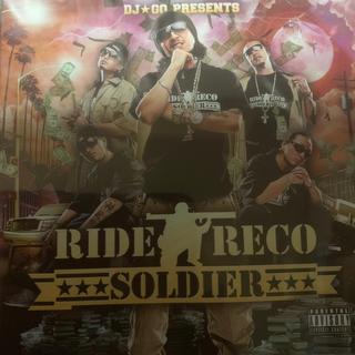 DJ☆GO 『RIDE RECO SOLDIER』