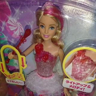 バービー(Barbie)のBarbie人形(ぬいぐるみ/人形)
