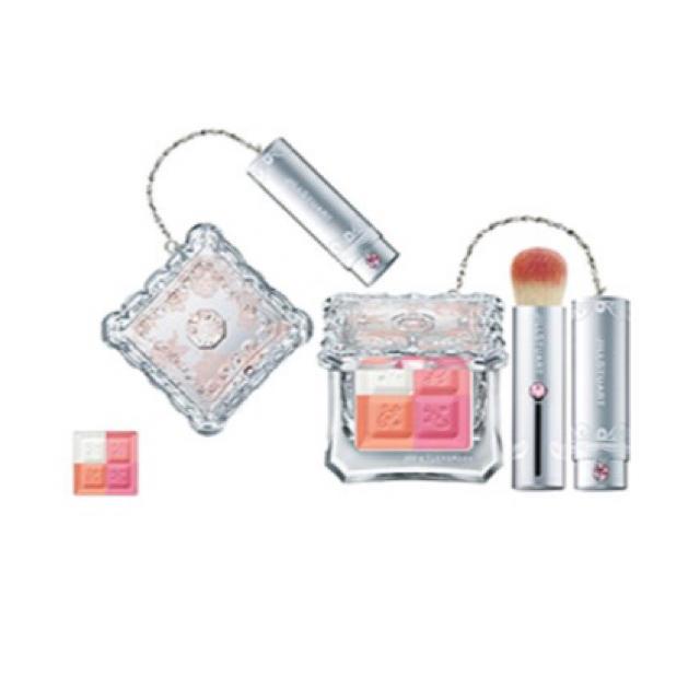 JILLSTUART(ジルスチュアート)のジルスチュアート ミックスブラッシュ コンパクトN 116 コスメ/美容のベースメイク/化粧品(チーク)の商品写真